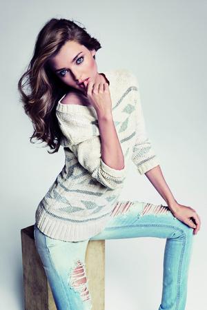 Campania Mango 2013 cu modelul Miranda Kerr