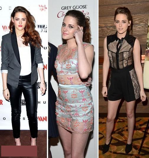 Kristen Stewart: 5 modele de ținute pentru promovarea filmului On The Road