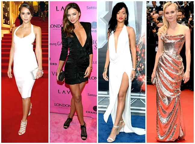 Top 10 cele mai bine îmbrăcate vedete ale anului 2012 – pe BlogModele
