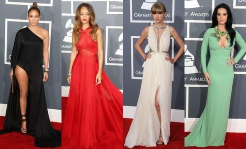 Top 10 cele mai frumoase rochii de la premiile Grammy 2013 pe BlogModele