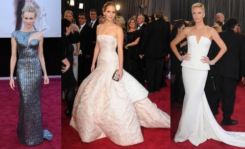 Cele mai frumoase rochii de Oscar