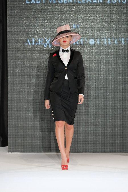 """Alexandru Ciucu prima colectie de modele vestimentare dedicate femeilor- """" Lady vs Gentleman 2013"""""""
