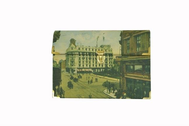 """3127bags lansează colecţia capsulă de genţi """"Bukarest Postcards""""- afla pe BlogModele"""