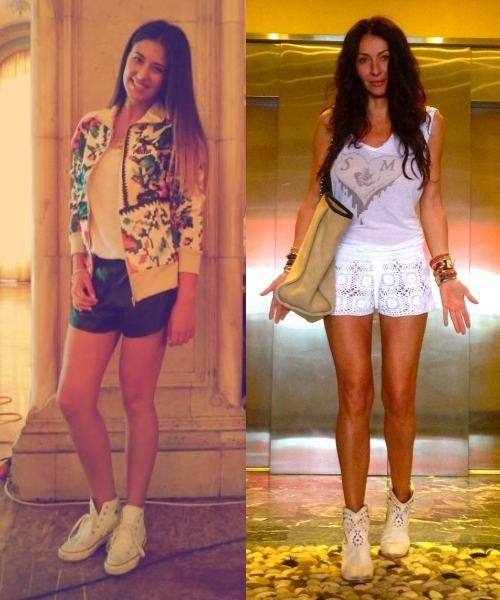 Moda 2013: cum poarta vedetele de pe la noi pantalonii scurti!?