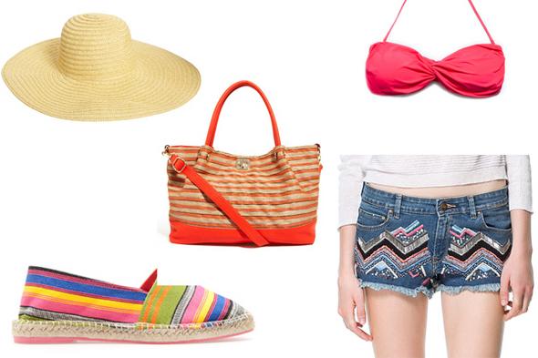 Lucruri esentiale din bagajul pentru vacanta de vara- afla pe BlogModele