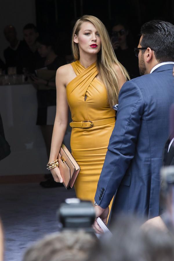 Cele mai frumoase ţinute ale vedetelor de la Milan Fashion Week!