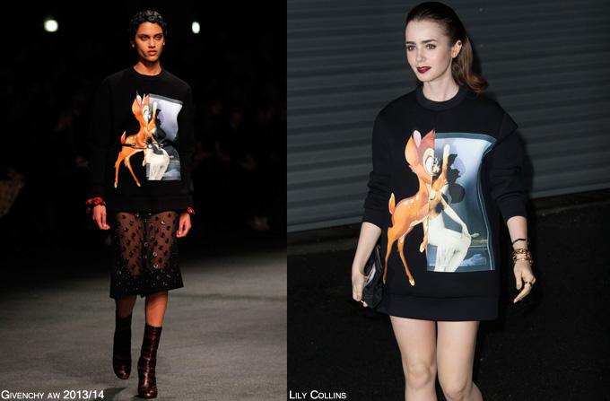 Cea mai indragita piesa a sezonului: Givenchy Bambi Sweater