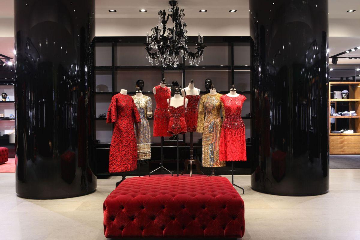 Lansarea primului magazin Dolce&Gabbana din România