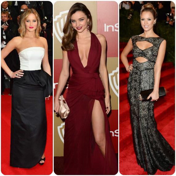 Cele mai stilate vedete în 2013