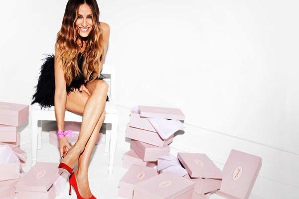 Sarah Jessica Parker a lansat o colectie de pantofi