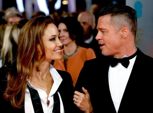 Doamna si domnul Smith au facut furori la premiile BAFTA!