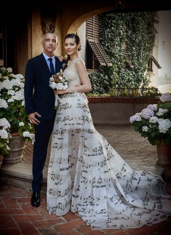 Vedetele in ziua nuntii lor