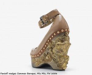 pantofi Cammeo Baroque
