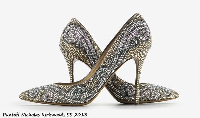 pantofi Nicholas Kirkwood