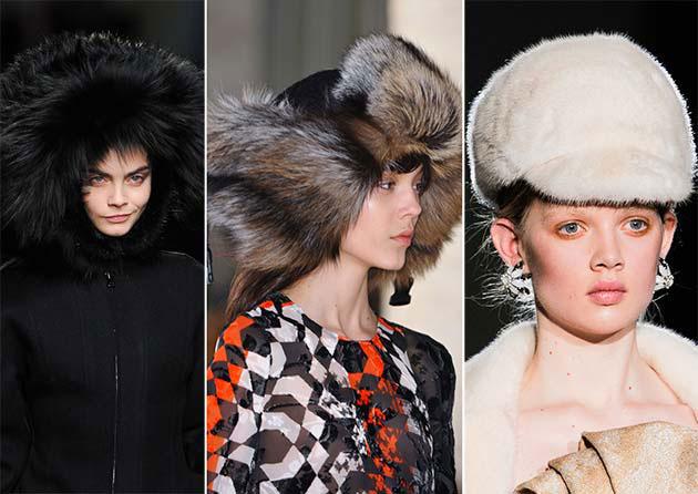 Caciuli la moda pentru sezonul rece