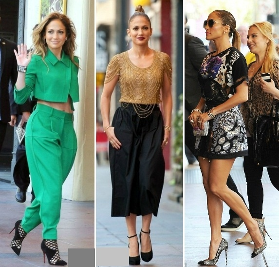 Jennifer Lopez minunata si la 45