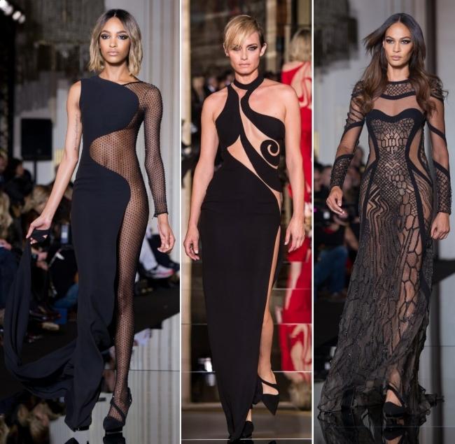 Colecţia de primăvară vară a casei de modă Versace 2
