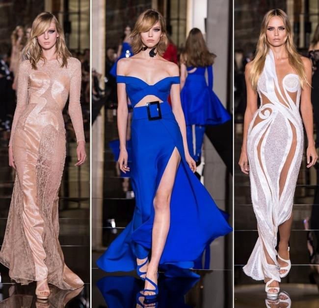 Colecţia de primăvară vară a casei de modă Versace 4