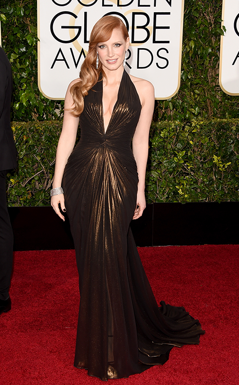 Jessica Chastain glamouroasa
