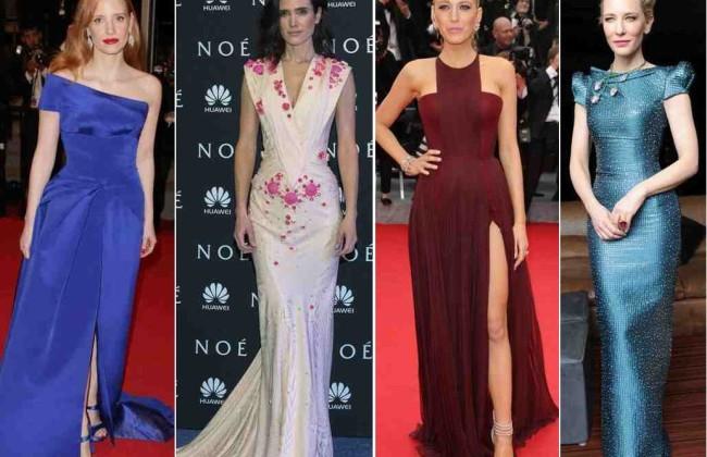 Top 5 cele mai frumoase rochii de seara in 2014