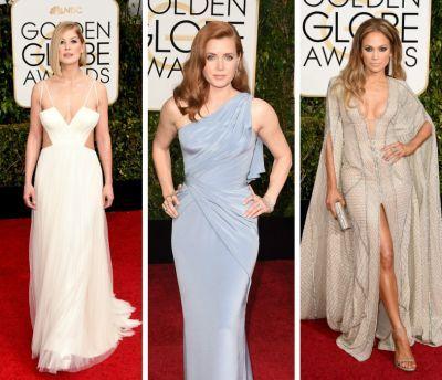 Globurile de Aur 2015: covorul roșu