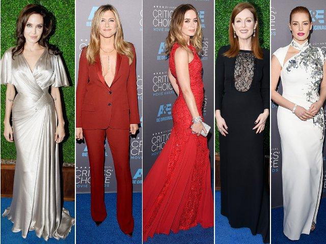 Tinute la Critics Choice Movie Awards 2015
