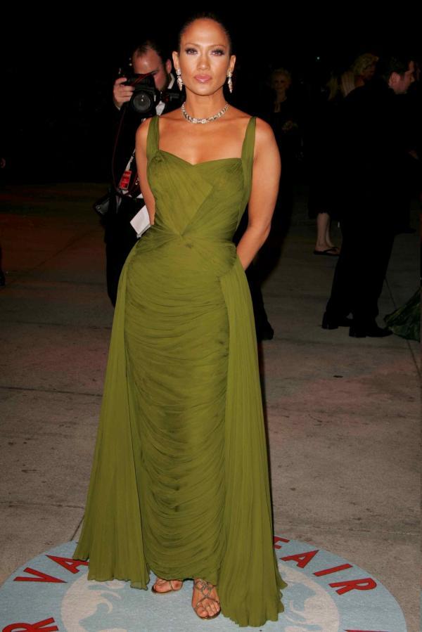Jennifer Lopez-2006-rochie Jean Desses