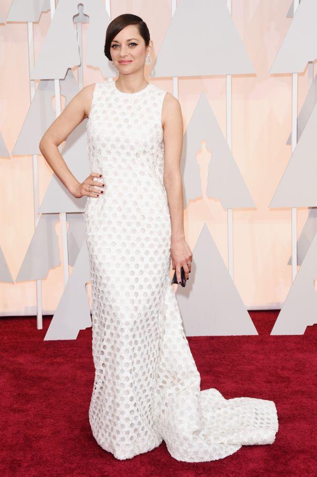 Marion Cotillard rochie Dior
