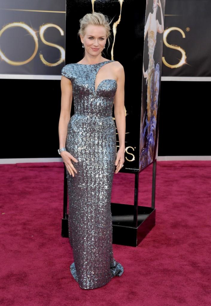 Naomi Watts-2013-rochie Armani Prive
