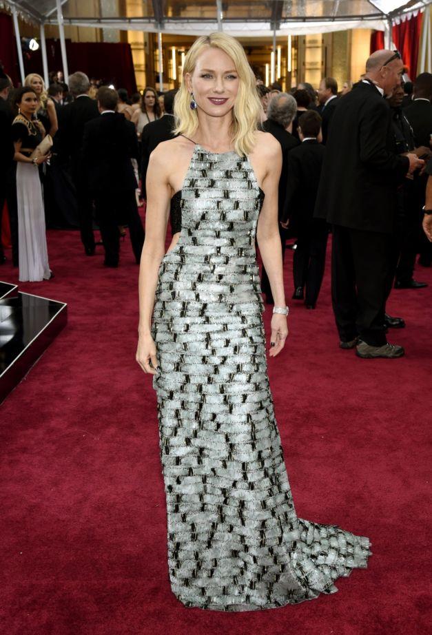 Naomi Watts rochie Armani Prive