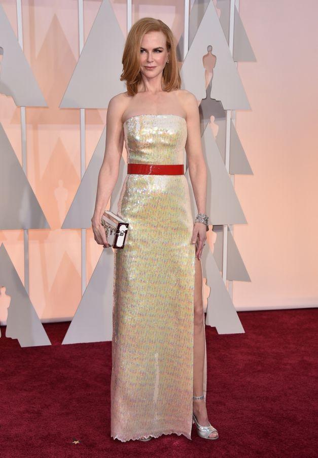 Nicole Kidman reochie Vuitton