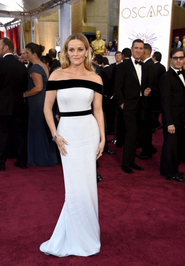 Reese Witherspoon rochie Tom Ford