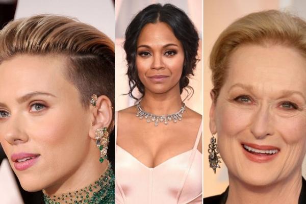 Ce bijuterii au purtat vedetele la Premiile Oscar 2015