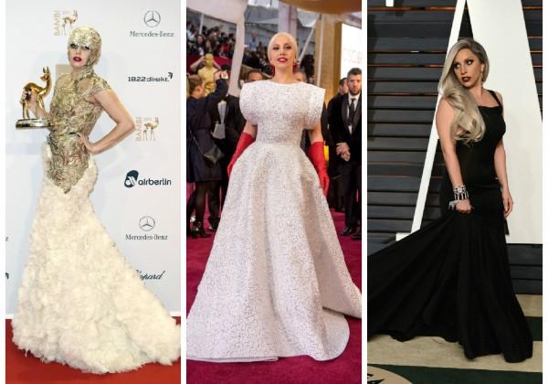 Stilul vestimentar al cantaretei Lady Gaga