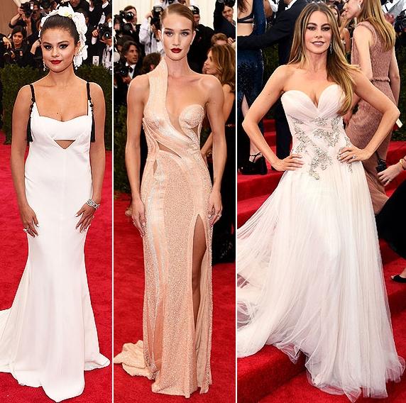 Cele mai frumoase rochii de la Met Gala 2015