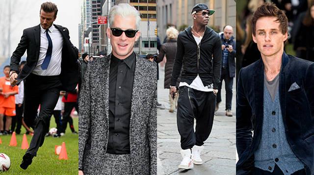 Cei mai eleganti barbati din lume
