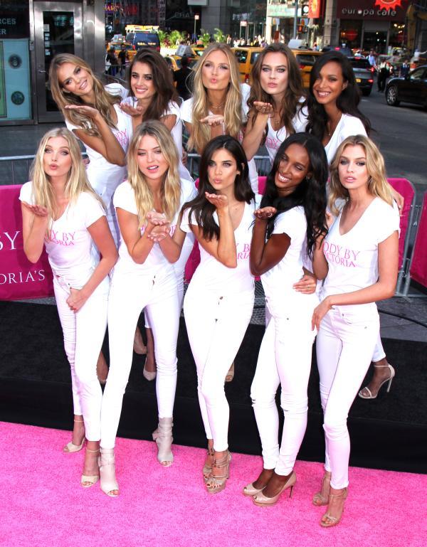 Noii îngeraşi Victoria's Secret