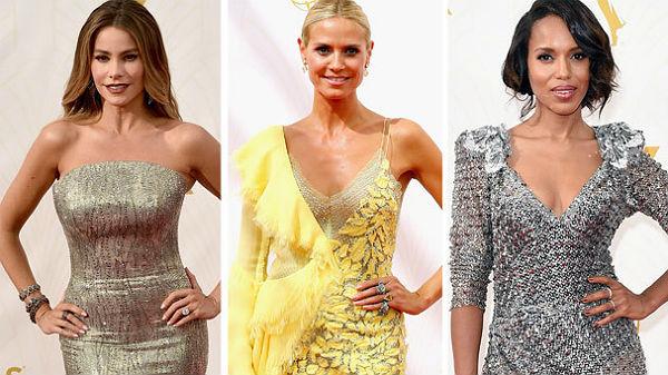 Cele mai frumoase rochii de la Gala Emmy 2015