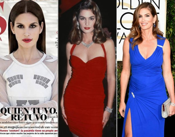 Style Icon – Cindy Crawford
