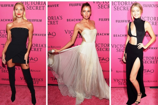 After party Victoria's Secret