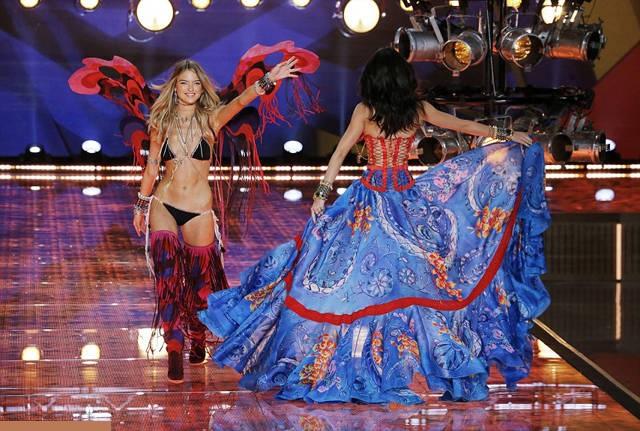 Show-ul Victoria's Secret 2015 2