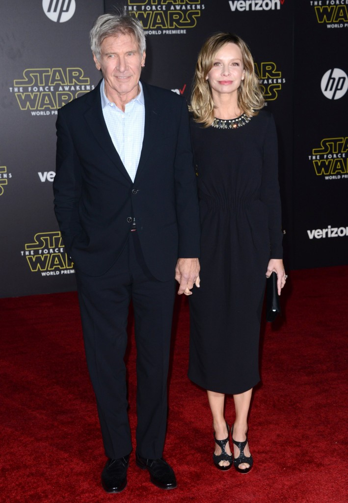 Harrison Ford și Calista Flockhart