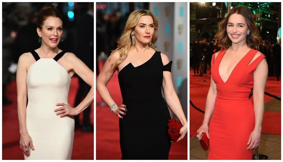 Vedete pe covorul roşu la Premiile BAFTA 2016