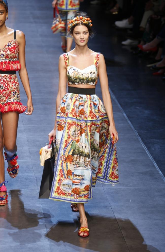 Dolce & Gabbana colectia 2016 0