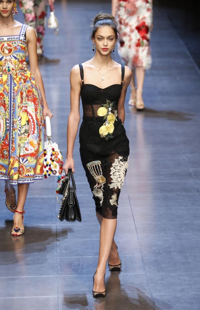 Dolce & Gabbana colectia 2016 10