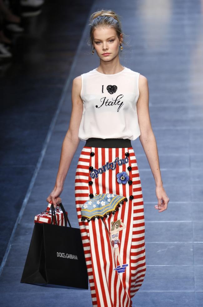 Dolce & Gabbana colectia 2016 11