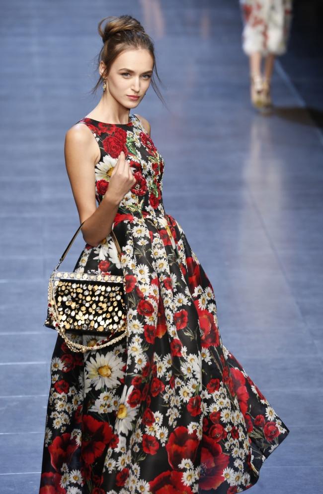 Dolce & Gabbana colectia 2016 12