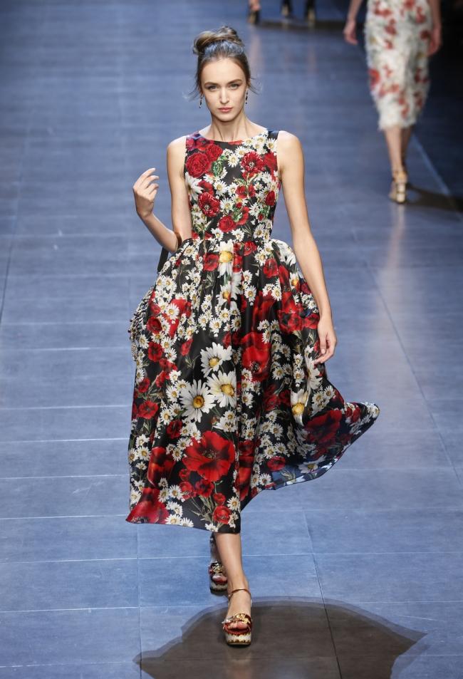 Dolce & Gabbana colectia 2016 13