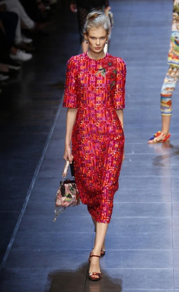 Dolce & Gabbana colectia 2016 14