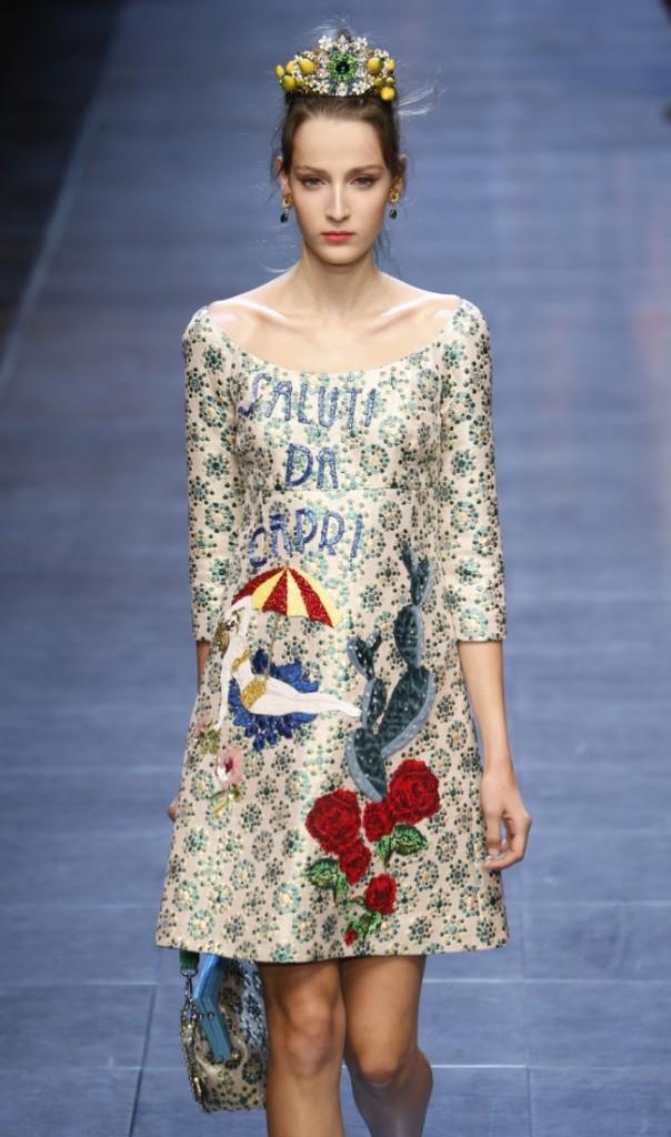 Dolce & Gabbana colectia 2016 2